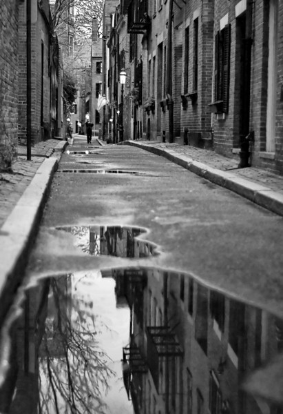 Beacon Hill Reflections